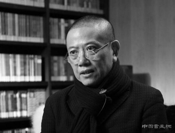 陈丹青   :第一画《千里江山图》