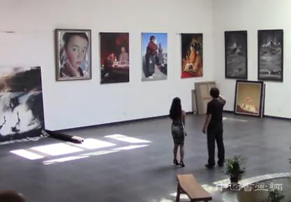 安妮专访-北京宋庄画家村画家李光林(上)