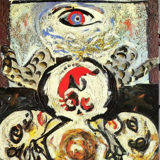 王端廷:抽象绘画已到尽头 中国人多是假其名