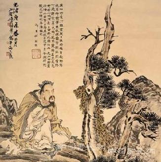 """中國書畫何以推崇""""古""""?"""