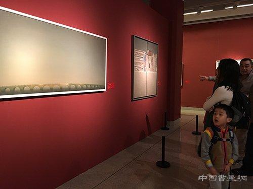 "<b>""中华意蕴——中国油画艺术国际巡展归国汇报展暨2016中国国家画院年展油画</b>"