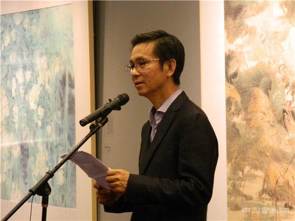 诗性工笔---张伟民花鸟画展将于10月19日在北京画