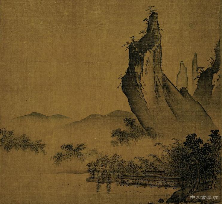 诗画合一——《西湖十景图册》