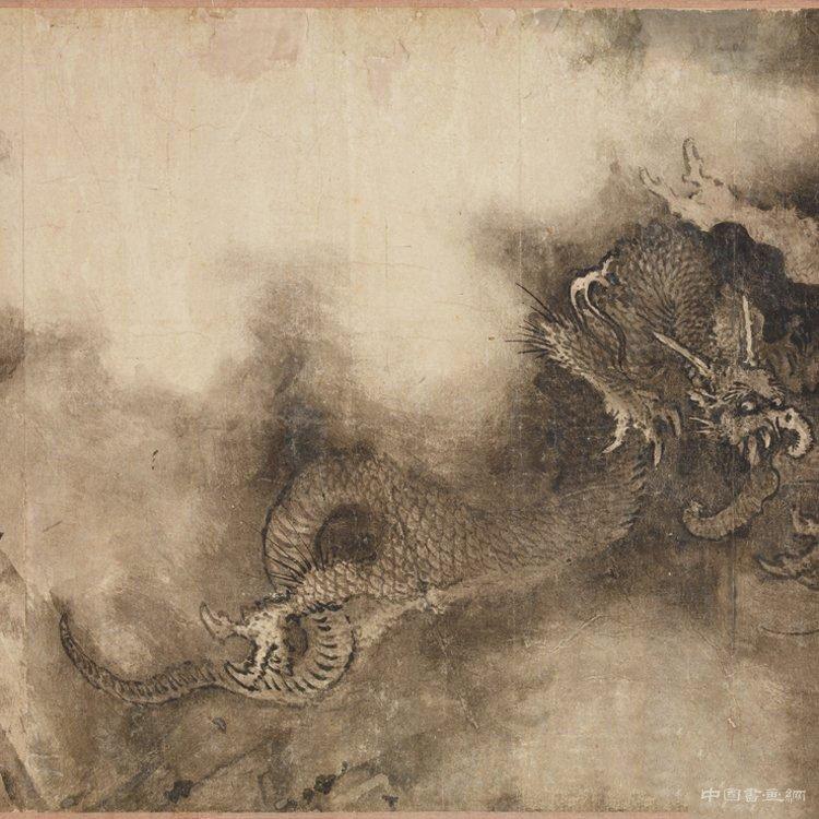 人类描绘最高水平的龙画