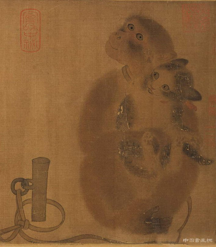 <strong>《猴猫图》</strong>