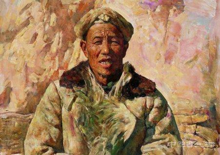 中国当代油画创作的形而上学本质