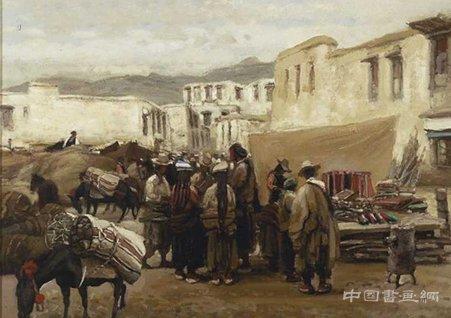 """陈丹青:""""新国画""""的宏论如梵文般不可解"""