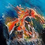 东方的自觉与彻悟——唐近豪的抽象绘画