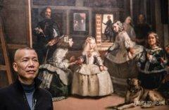 蔡国强个展《绘画的精神》将在西班牙开幕