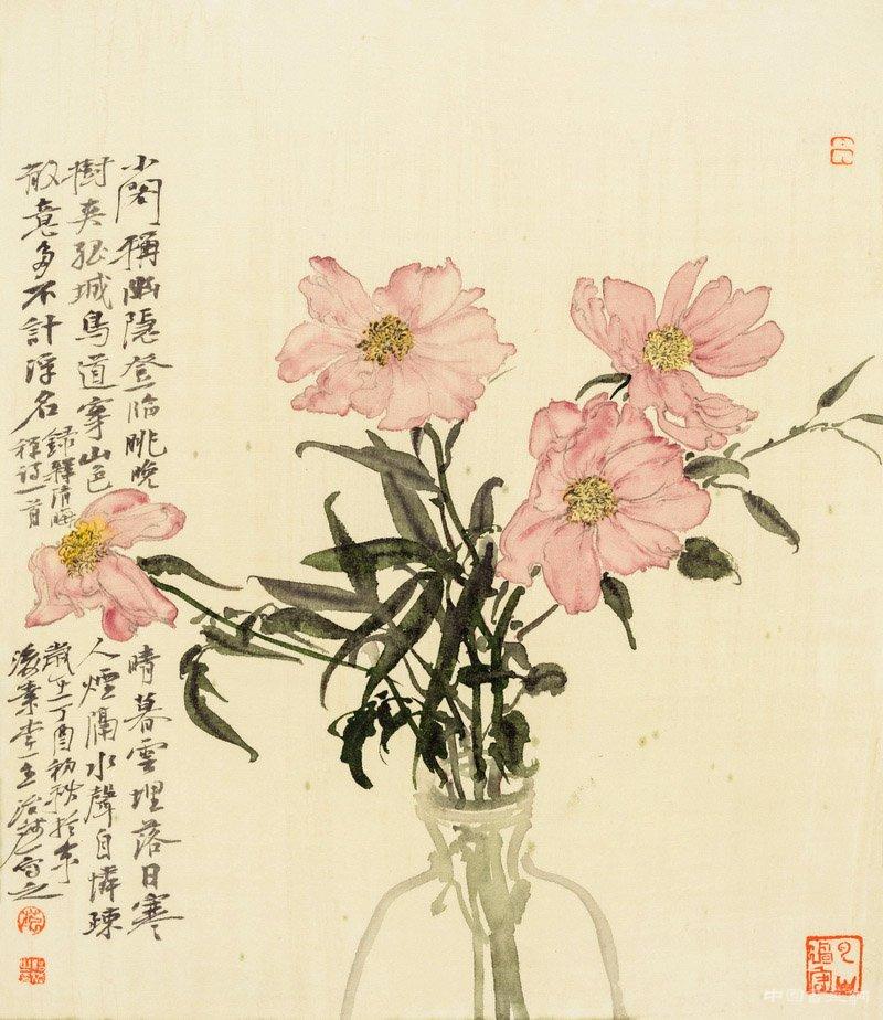 李洪智、范治斌书画联展将在启功书院开幕
