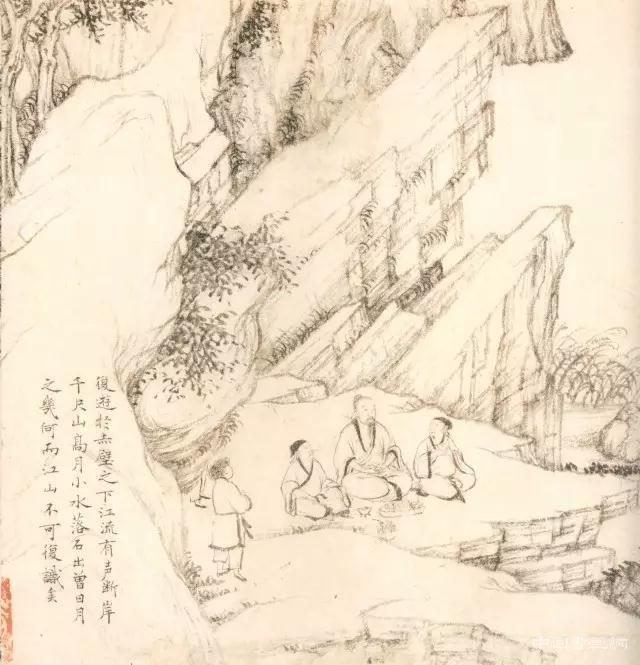 李军:传乔仲常《后赤壁赋图》与诗画关系新议