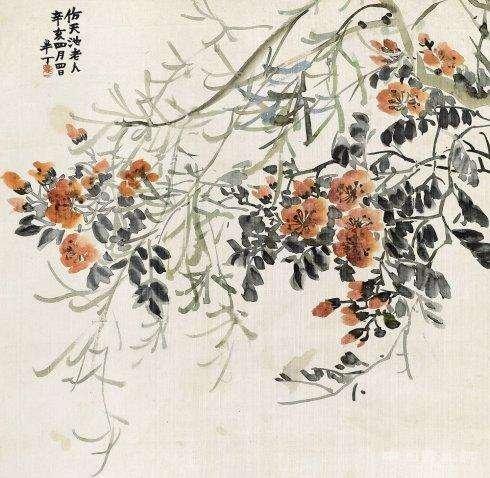 京派領袖陳半丁的藝術與市場