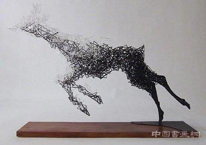 <b>消失的雕塑</b>