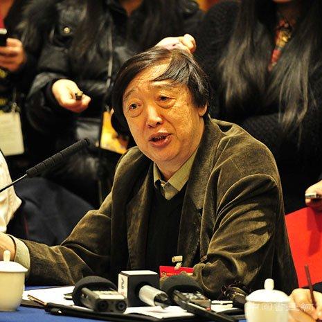 冯骥才:谁的画价高谁就是大画家?那就麻烦了