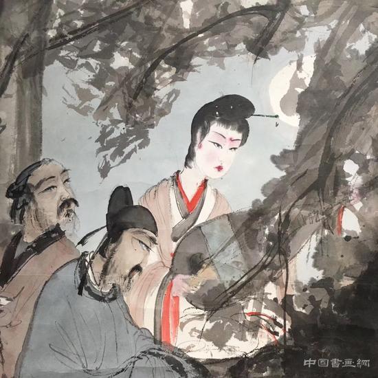 中国历史画传统与当代历史画创作