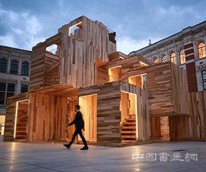 <b>多层堆叠趣味模块化装置亮相伦敦设计节</b>