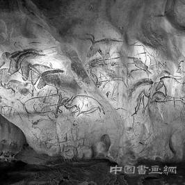 人类最早的画作与史前人类的洞穴壁画