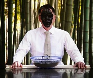 """宫岛达男:我思考的其实是人类的""""文化冲突"""""""