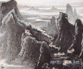 <b> 新中国70年山水画新貌:美在河山 大气磅礴</b>