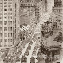 <b>新中国美术70年|汪观清《庆祝上海解放》</b>