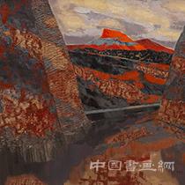 """首届""""大路西行―中国油画作品展""""即将在甘肃省博物馆开展"""