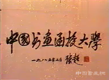 记录片《中国花鸟画》