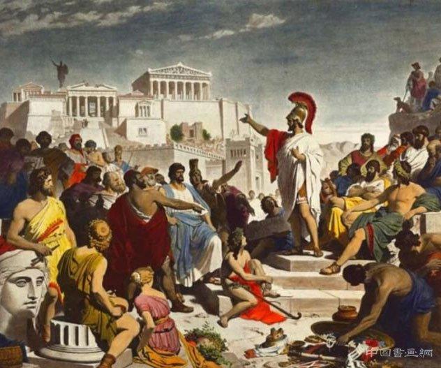 历史上的灾难:世界名画中的八大瘟疫
