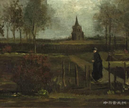 <b>荷兰博物馆梵高的画作被盗 当天竟是梵高生日</b>