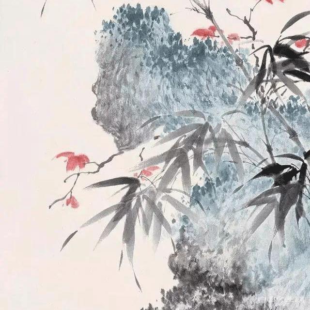 <b>吴湖帆:种竹风满林,风清尘自远</b>
