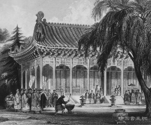 <b>英国人记录下的中国晚清时期社会风情</b>