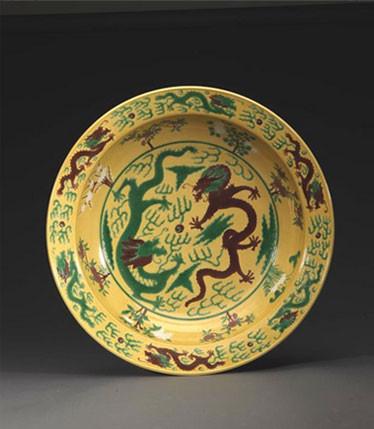 明代 官窯瓷器