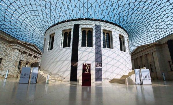 萌不停的大英博物馆