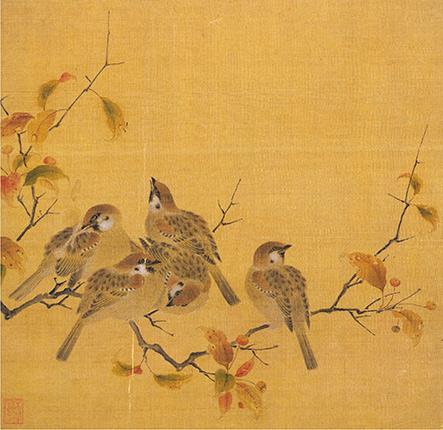 因为中国古代名家书画作品具有以下几个特征:其一图片