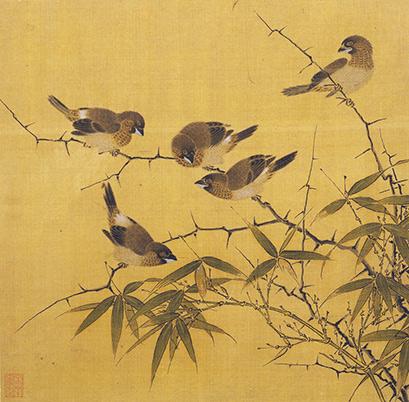 宋人花鸟中的静与虚