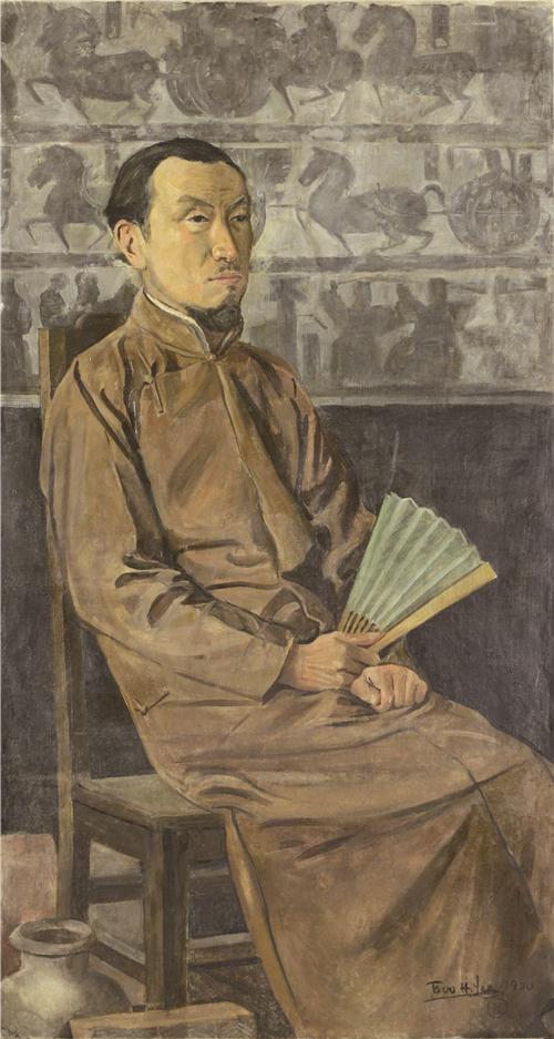 中央美術學院與中國具象油畫展覽