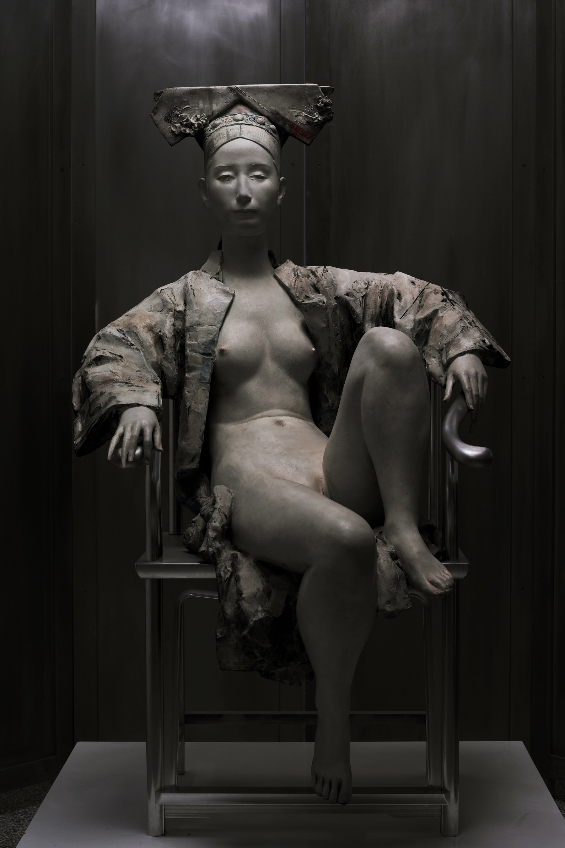 李象群 雕塑