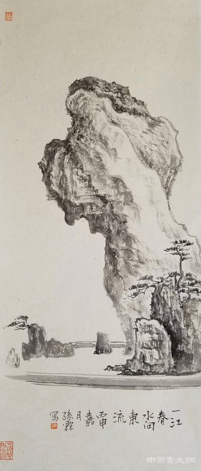 妙通造化——孙霖写意蜀西山水园林中国画作品展将在成都举办