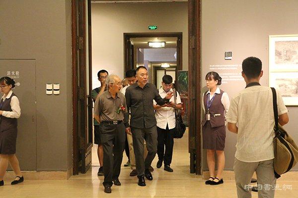 中国艺术研究院中青年艺术家系列展在中国美术馆隆重开幕