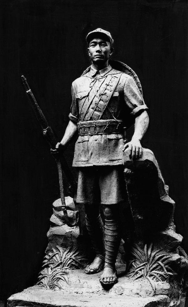 刘开渠是中国雕塑绕不开的名字,他在20世纪立起民族之碑
