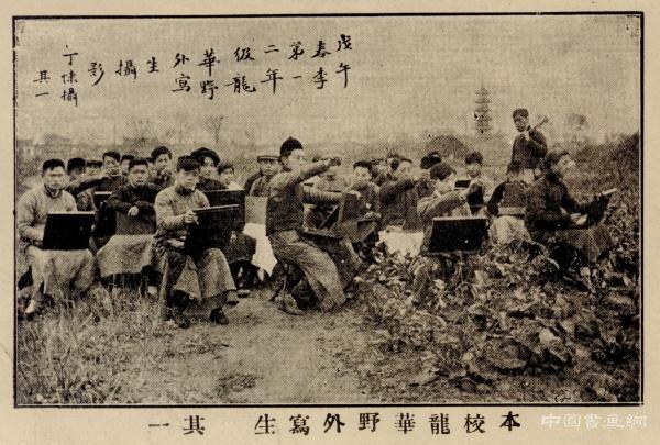 """""""江南""""是怎樣在中國近現代油畫史中失憶的?"""