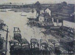 """""""江南""""是怎样在中国近现代油画史中失忆的?"""