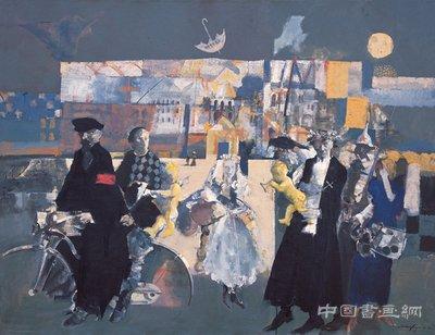 社会性情感包括_新表现主义油画在中国的发展趋势 - 中国书画网