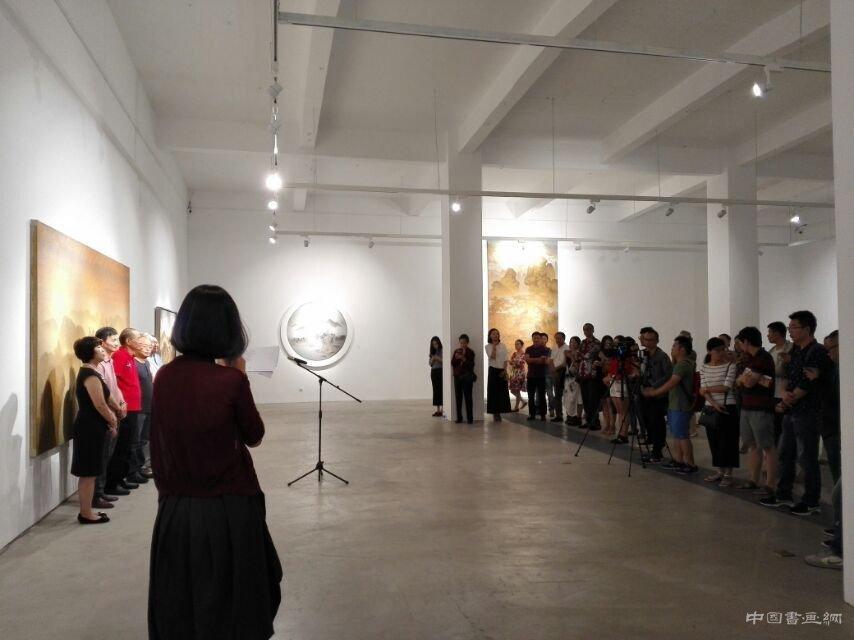 孤山远影——高惠君艺术展在798百家湖北京艺术中心成功举办