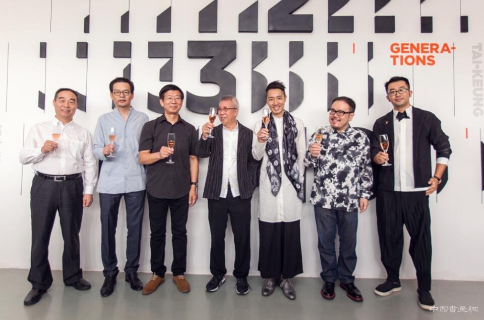 「两地三代四十载」靳刘高设计展在京隆重开幕