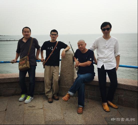 画布上的诗意栖居——蔡杰、刘向东、薛广陈、周梅元个案观察展将于9月24日下