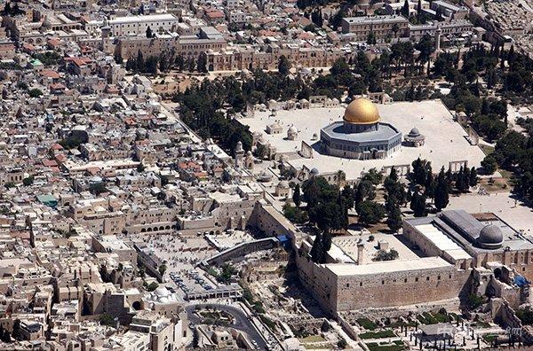 大都会遇见大都会——在帝国之心重现天国王朝耶路撒冷