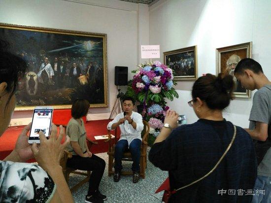 """""""心相""""张建举作品展在中国艺术研究院-中国版画院开幕"""