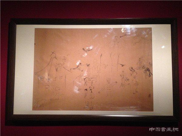 """""""快乐的旋转""""秦宣夫诞辰110周年专题展登陆央美美术馆"""