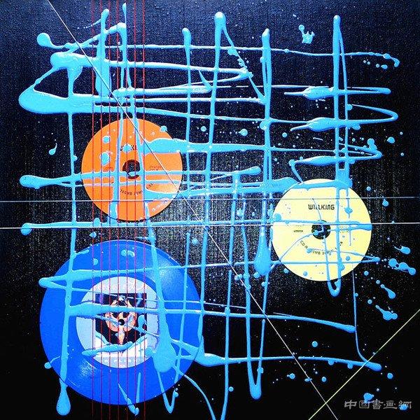 《物象之外 非•画非•话》——言小语艺术展即将在京开幕