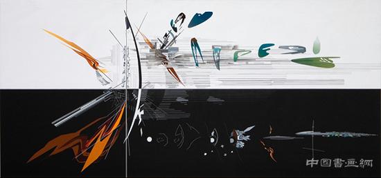 已故天才建筑师扎哈哈迪德的未公开画作将公开展览
